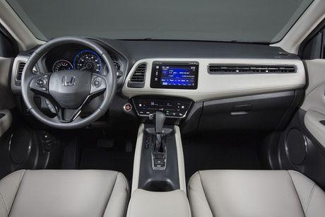Honda bat ngo nang cap SUV co nho HR-V - Anh 2