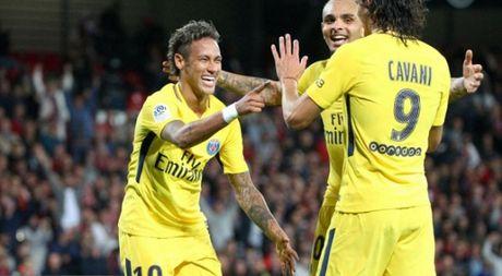 Neymar lap cong ngay ra mat; Juventus mat Sieu cup - Anh 1