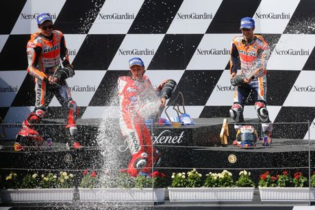 Red Bull Ring GP 2017 – Vinh quang cho Ducati - Anh 1