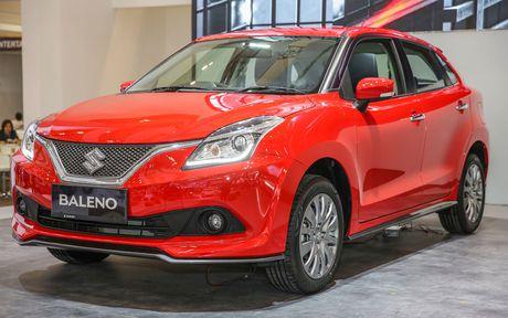 Suzuki tiep tuc gioi thieu mau hatchback gia re tai Indonesia - Anh 3