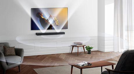 Samsung gioi thieu loa thanh Sound+ MS750, gia 15 trieu dong - Anh 2