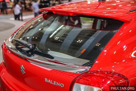 Suzuki ra mat mau xe hatchback - Baleno gia re hon 300 trieu dong - Anh 10