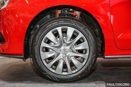 Suzuki ra mat mau xe hatchback - Baleno gia re hon 300 trieu dong - Anh 5