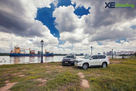 Nhieu uu diem giup Ford Explorer 'an dut' Toyota Prado tai Viet Nam - Anh 3