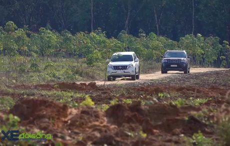 Nhieu uu diem giup Ford Explorer 'an dut' Toyota Prado tai Viet Nam - Anh 5