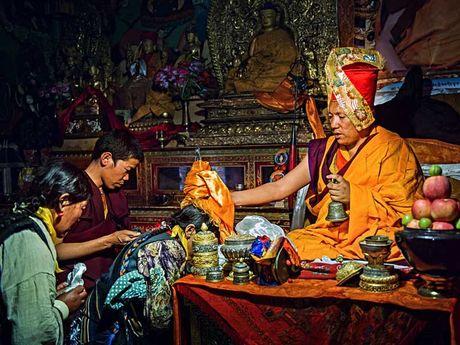 Tu vien Sakya: noi nam giu kho bau cua Phat giao Tay Tang - Anh 6