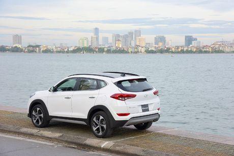 Anh chi tiet Hyundai Tucson 2017 co gia tu 815 trieu dong - Anh 3