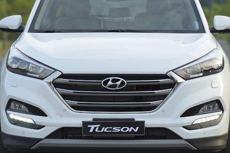 Anh chi tiet Hyundai Tucson 2017 co gia tu 815 trieu dong - Anh 4