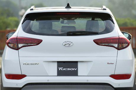 Anh chi tiet Hyundai Tucson 2017 co gia tu 815 trieu dong - Anh 5