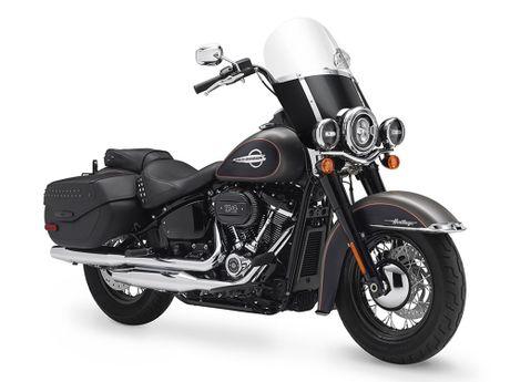 Harley-Davidson gioi thieu dong Softail va 8 mau xe hoan toan moi - Anh 6