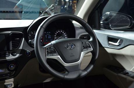 Hyundai Verna 2017 ra mat, gia khoi diem tu 283 trieu dong - Anh 10