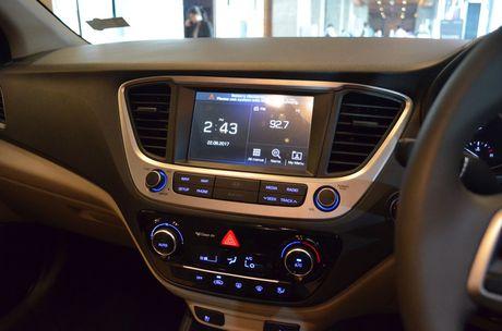 Hyundai Verna 2017 ra mat, gia khoi diem tu 283 trieu dong - Anh 11