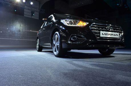 Hyundai Verna 2017 ra mat, gia khoi diem tu 283 trieu dong - Anh 2