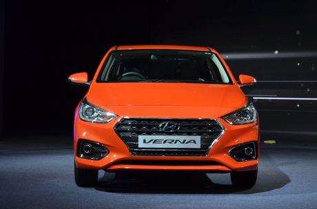 Hyundai Verna 2017 ra mat, gia khoi diem tu 283 trieu dong - Anh 3