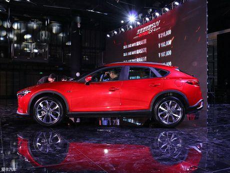 Mazda CX-4 2018 trinh lang ban nang cap - Anh 4