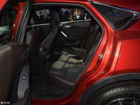 Mazda CX-4 2018 trinh lang ban nang cap - Anh 8