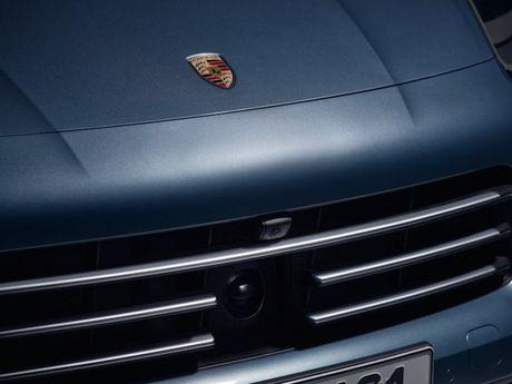 Xe sang Porsche Cayenne 2018 'lo hang' truoc ngay ra mat - Anh 8