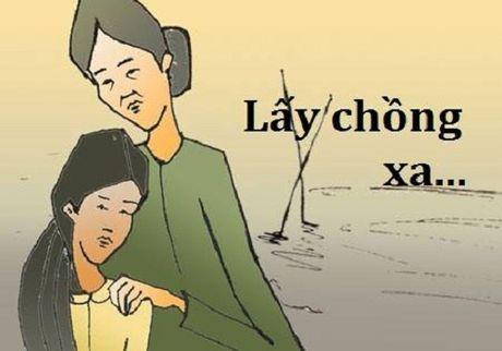 Chuyen con gai lay chong xa va viec bao hieu cha me 'day song' MXH - Anh 3