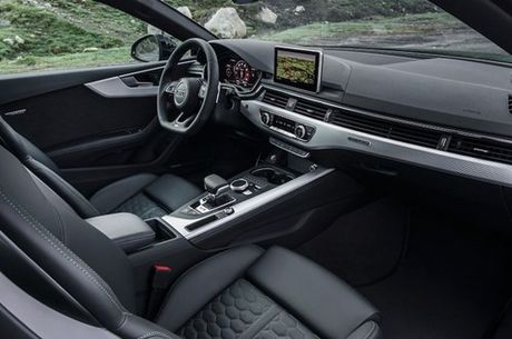 Sieu xe coupe Audi RS5 2018 'hang thua' gia hon 2 ty - Anh 4