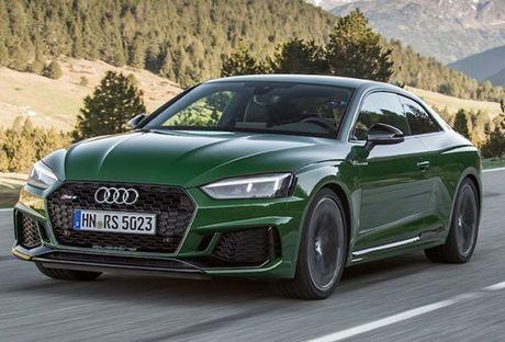 Sieu xe coupe Audi RS5 2018 'hang thua' gia hon 2 ty - Anh 5