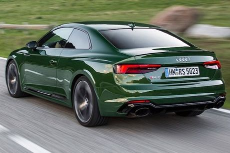 Sieu xe coupe Audi RS5 2018 'hang thua' gia hon 2 ty - Anh 6