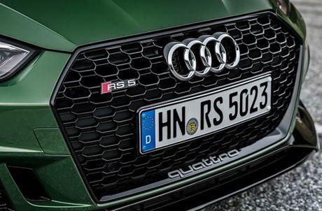 Sieu xe coupe Audi RS5 2018 'hang thua' gia hon 2 ty - Anh 7