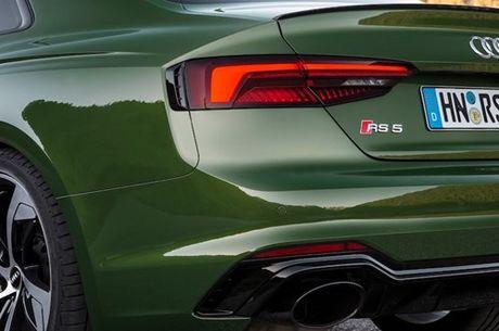 Sieu xe coupe Audi RS5 2018 'hang thua' gia hon 2 ty - Anh 8