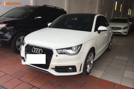 Xe sang Audi A1 dung 7 nam ban 550 trieu tai VN - Anh 10
