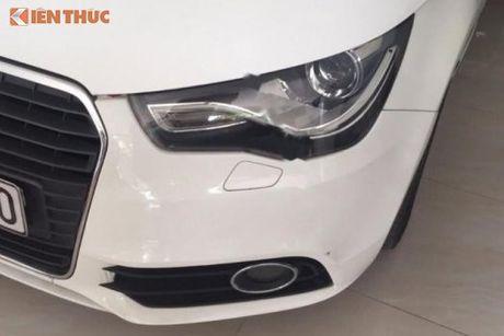 Xe sang Audi A1 dung 7 nam ban 550 trieu tai VN - Anh 5