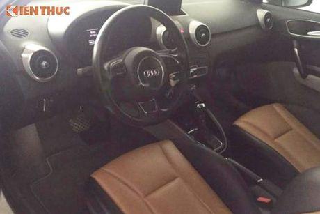 Xe sang Audi A1 dung 7 nam ban 550 trieu tai VN - Anh 7