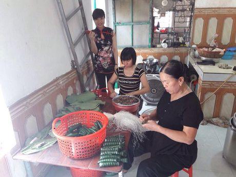Nuc tieng banh te Phuc Lam - Anh 1
