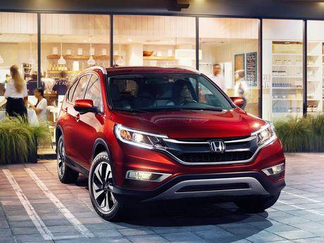 Honda CR-V duoc ban gia thap 'khong tuong' qua dai ly xe may - Anh 1