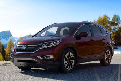 Honda CR-V duoc ban gia thap 'khong tuong' qua dai ly xe may - Anh 2