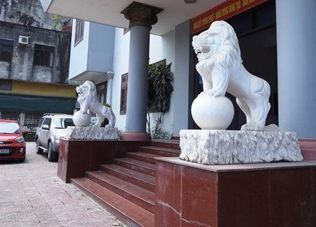 Linh vat ngoai lai canh cua Vien Kiem sat Ha Long - Anh 1