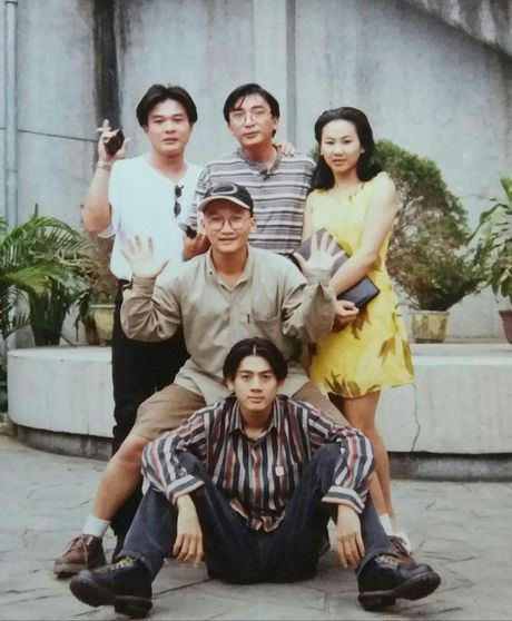 Lam Chi Khanh he lo moi tinh voi Ung Hoang Phuc va nhung buc anh hiem - Anh 4