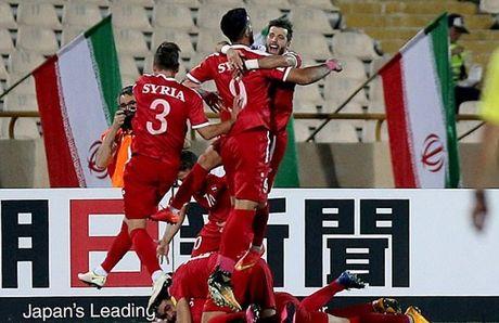 Iran 2-2 Syria: Vo oa phut cuoi - Anh 2