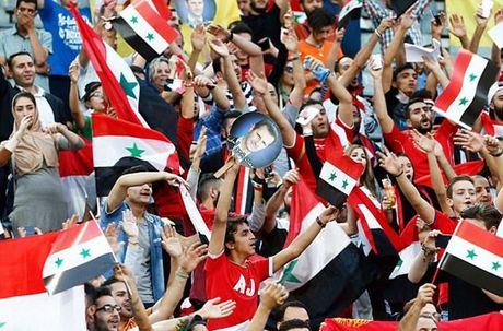 Iran 2-2 Syria: Vo oa phut cuoi - Anh 8