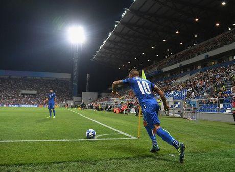 Italia 1-0 Israel: Nguoi hung Immobile - Anh 2