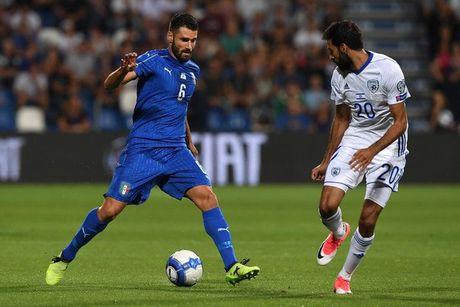 Italia 1-0 Israel: Nguoi hung Immobile - Anh 6