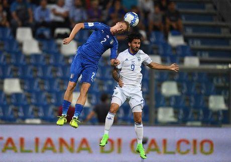 Italia 1-0 Israel: Nguoi hung Immobile - Anh 7