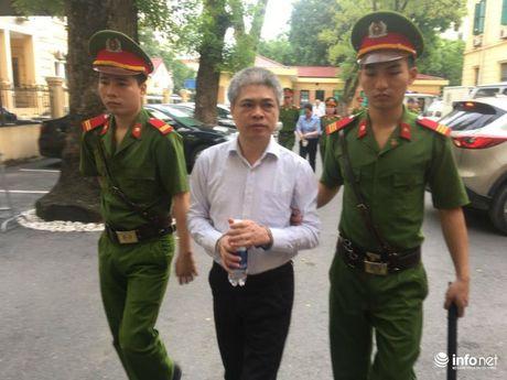 Nguyen Xuan Son phu nhan trach nhiem 'dai dien von gop' cua PVN tai OceanBank - Anh 1