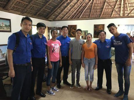 Chuyen chep o Cuba - Ky cuoi: Ben Tre o Cuba va Moncada o Viet Nam - Anh 3