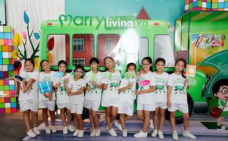 Website marryliving.vn danh cho me co con tuoi tieu hoc chinh thuc ra mat - Anh 2
