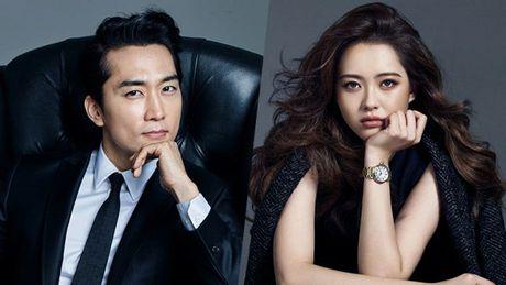 Song Seung Heon dong phim moi, ban than So Ji Sub gui tang xe cafe de ung ho - Anh 11