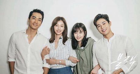 Song Seung Heon dong phim moi, ban than So Ji Sub gui tang xe cafe de ung ho - Anh 13