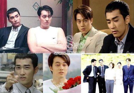 Song Seung Heon dong phim moi, ban than So Ji Sub gui tang xe cafe de ung ho - Anh 1