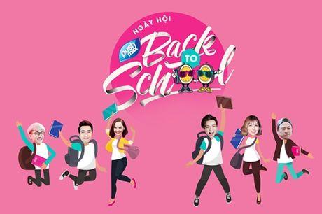 'Back to school' - Le khai giang sieu an tuong lan dau to chuc tai Ha Noi - Anh 1