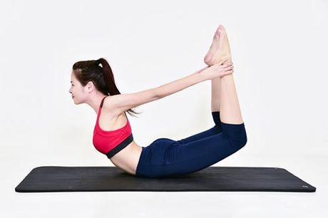Cac tu the yoga giup lam giam beo bung - Anh 3
