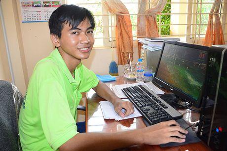 Nam sinh dan toc Khmer doat quan quan 'Duong den vinh quang' - Anh 1