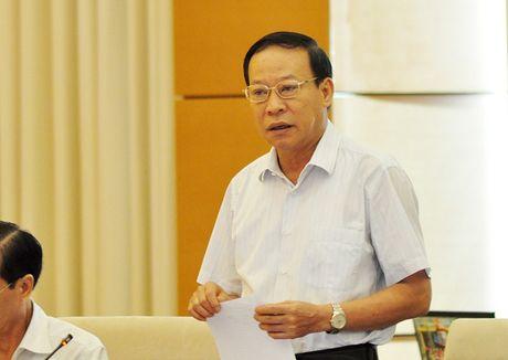 Tuong Le Quy Vuong noi ve 2 van de lon cua cac dai an - Anh 2